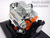 Corvette 327 (L84) Engine 1/6 Scale Diecast Metal and Plastic Model by Liberty Classics