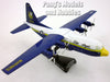 Lockheed C-130 Hercules Blue Angels - Fat Albert 1/200 Scale Diecast Metal Model by Model Power