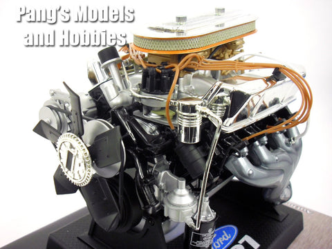 Ford 427 Wedge Engine 1/6 Scale Diecast and Plastic Model by Liberty Classics