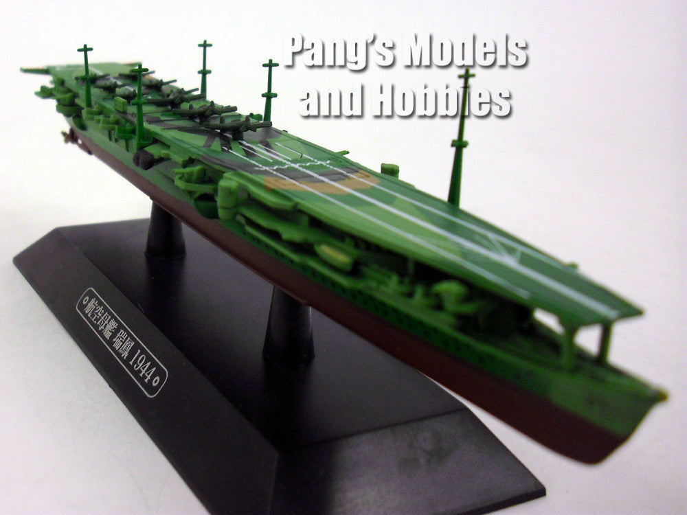 Japanese Navy Carrier Zuiho 1/1100 Scale Diecast Metal Model Ship by Eaglemoss (29)