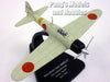 Mitsubishi A6M2 Zero Japanese Fighter 1/72 Scale Diecast Metal Model by Oxford