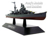 Japanese Cruiser Aoba 1/1100 Scale Diecast Metal Model Ship by Eaglemoss