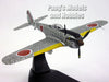 "Nakajima Ki-43 ""Oscar"" Japanese Fighter 1/72 Scale Diecast Metal Model by Oxford"