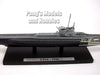 German Type VII Submarine U-214 1/350 Scale Diecast Metal Model by Atlas