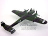 Dornier Do-17 German Bomber 1/1144 Scale Diecast Metal Model by Amercom