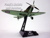 Supermarine Spitfire Mk. V RAF SQN Polish 1/72 Diecast Metal by Sky Guardians