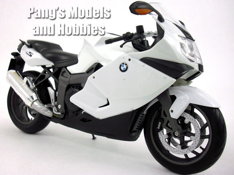 BMW K1300S 1/10 Scale Diecast Metal Model Motorcycle by Welly