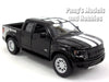 Ford F-150 SVT Raptor SuperCrew 1/46 Scale Diecast Metal Model by Kinsmart
