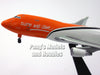 Boeing 747-400F TNT Project Runway 1/400 Diecast Metal by Dragon Wings