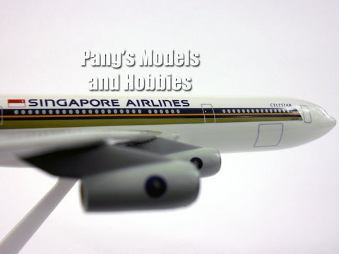 A340-300 Singapore Airlines 1/200 by Flight Miniatures