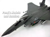 Boeing/McDonnell Douglass F-15E (F-15) Strike Eagle 1/72 Scale Diecast Model by DeAgostini