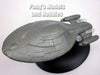 Star Trek Armored USS Voyager NCC-74656 Model and Magazine #48 by Eaglemoss