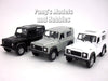 Land Rover Defender 1/32 Scale Diecast Metal Model by Welly