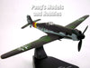 Focke-Wulf Ta-152 1/72 Scale Diecast Metal Model by Oxford