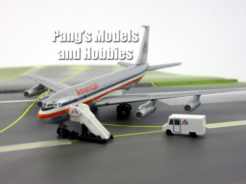 Boeing 707-100 American Airlines Project Runway 1/400 Diecast Metal by Dragon Wings