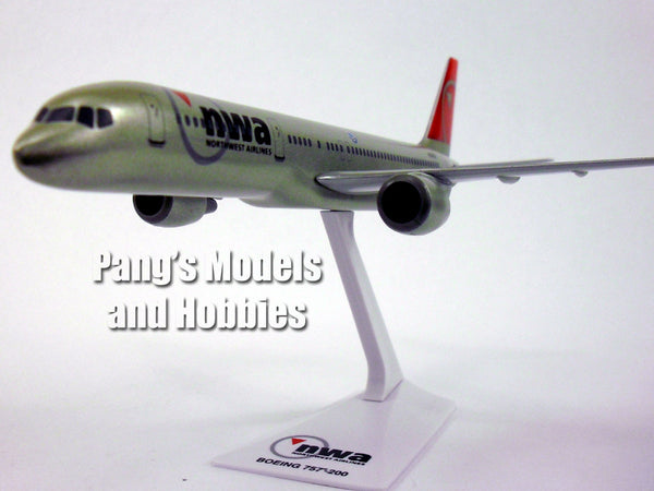 Boeing 757 200 Northwest Airlines 1 200 Scale Model By