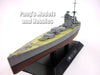 Battleship HMS Nelson (28) 1/1100 Scale Diecast Metal Model Ship by Eaglemoss