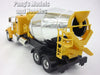 Peterbilt 367 Cement Mixer Truck 1/32 Scale Diecast Metal and Plastic Model by Automaxx