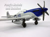 North American P-51 1/48 Scale Model by NewRay