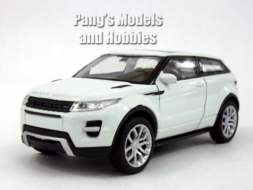 Land Rover Evoque 1/32 - 1/39 Aprox. Scale Diecast Metal Car Model by Welly