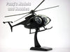 Hughes 500 / NH-500 (SWAT) 1/32 Scale Diecast Metal Model by NewRay