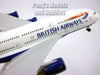 Airbus A380-800 British Airways 1/200 Scale by Sky Marks