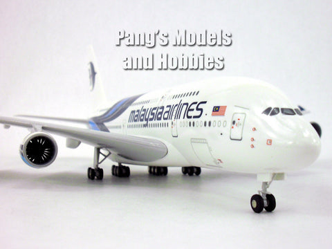 Airbus A380 (A380-800) Malaysia Airlines 1/200 Scale by Sky Marks