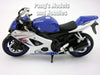 Suzuki 2008 GSX-R1000 1/12 Scale Model by NewRay