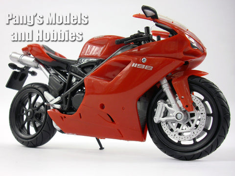 Ducati 1198 1/12 Scale Model by NewRay