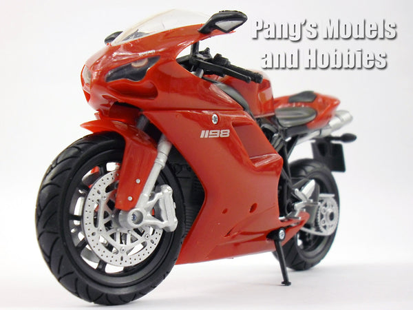 Ducati  Sides View