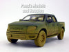 Ford F-150 Muddy/Dirty SVT Raptor SuperCrew 1/46 Scale Diecast Metal Model by Kinsmart