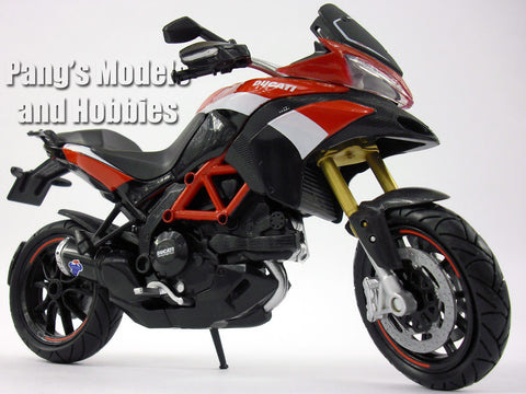 Ducati Multistrada 1200S 1/12 Scale Model by NewRay
