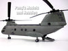Boeing CH-46 Sea Knight - Marines 1/55 Scale Diecast Metal Helicopter by NewRay
