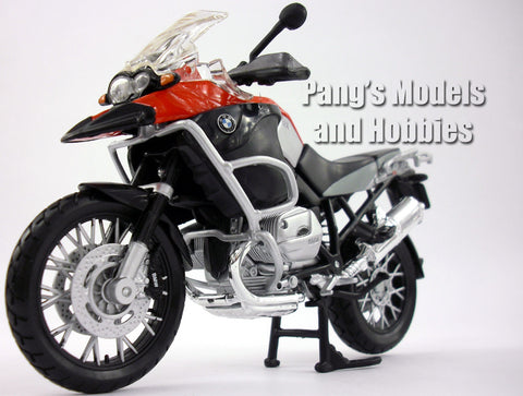 BMW R1200GS 1/12 Scale Model by Maisto