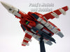 Robotech / Macross Transformable Veritech Fighter (VF-1J Miriya) 1/100 Scale Model by Toynami