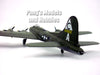 "Boeing B-17 Flying Fortress ""Sky Wolf"" 1/144 Scale Diecast Metal Model by Amercom"
