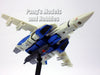 Robotech / Macross Transformable Veritech Fighter (VF-1A Max Sterling) 1/100 Scale Model by Toynami