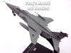 SEPECAT Jaguar British RAF Bomber 1/100 Scale Diecast Metal Model by Amercom