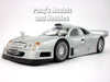 Mercedes-Benz CLK GTR 1/26 Scale Diecast Metal Model by Maisto