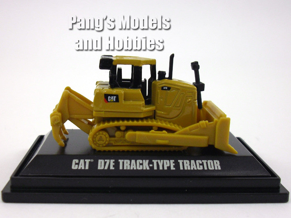 CAT D7E Track-Type Tractor Diecast Metal Construction Mini's Model by Norscot