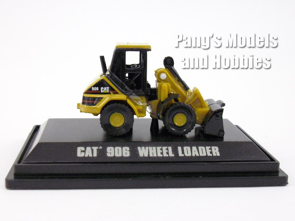 CAT 906 Wheel Loader Diecast Metal Construction Mini's Model by Norscot