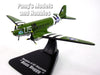 "Douglas C-47 Skytrain / Dakota – ""Buzz Buggy"" 1/144 Scale Diecast Model by Atlas"