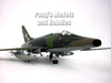 North American F-100 Super Sabre 1/72 Scale Diecast Metal Model by DeAgostini