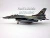Lockheed Martin F-16C Greek AF Mira Jason Sqn 40k Hours Special Markings 1/72 by Sky Guardians