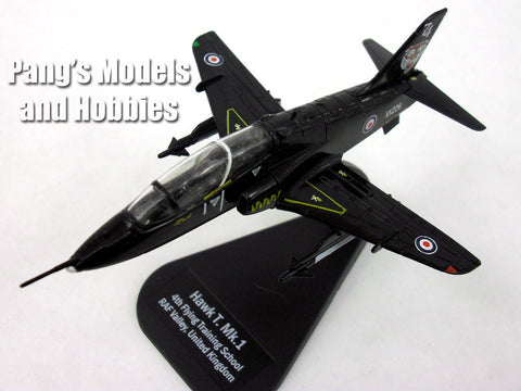 BAE Hawk T Advanced Trainer RAF 1/100 Scale Die-cast Model by Italeri