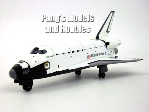 Space Shuttle Discovery 1/300 Scale Diecast Metal Model by Daron