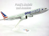 Boeing 777 (777-200) American Airlines One World 1/200 Scale Model by Sky Marks