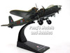"Short Stirling British RAF Bomber ""Jolly Roger"" 1/144 Scale Diecast Metal Model by Amercom"