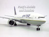 Boeing 777-200 United Continental 1/200 Scale by Hogan