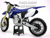 Yamaha YZ-450F Dirt/Motocross Motorcycle 1/12 Scale Model by NewRay